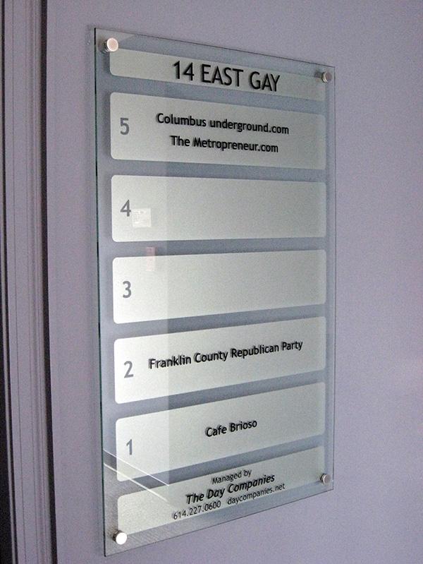 14 E. Gay Office Floors