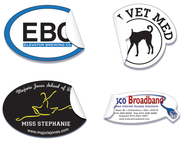 Decal examples