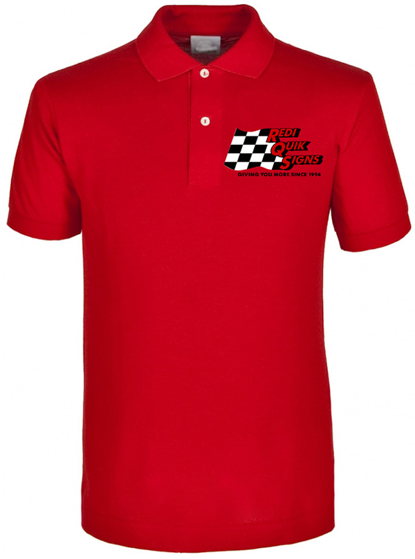 Redi Quik Polo Shirt