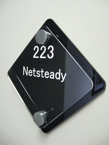 Netsteady Suite Sign