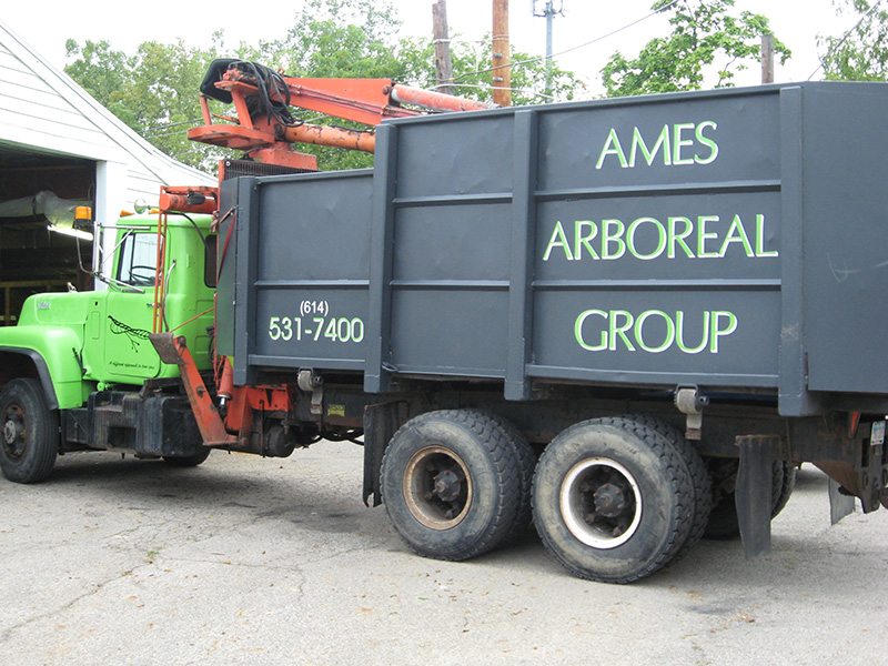 Ames Commercial Truck