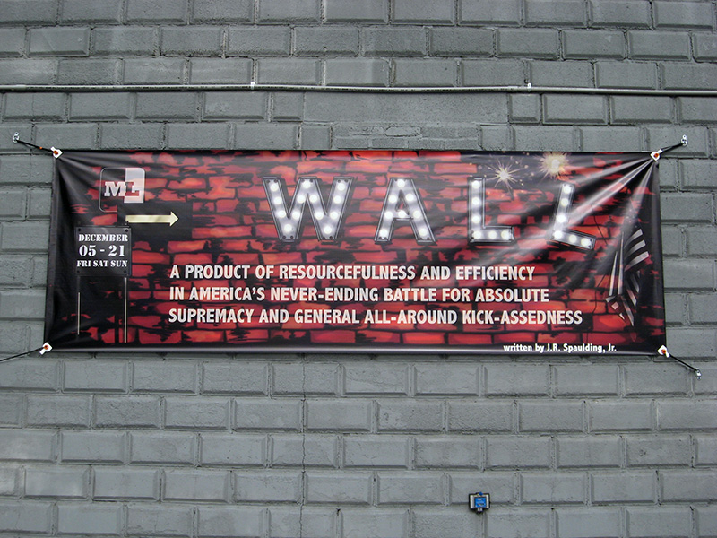 Wall Banner